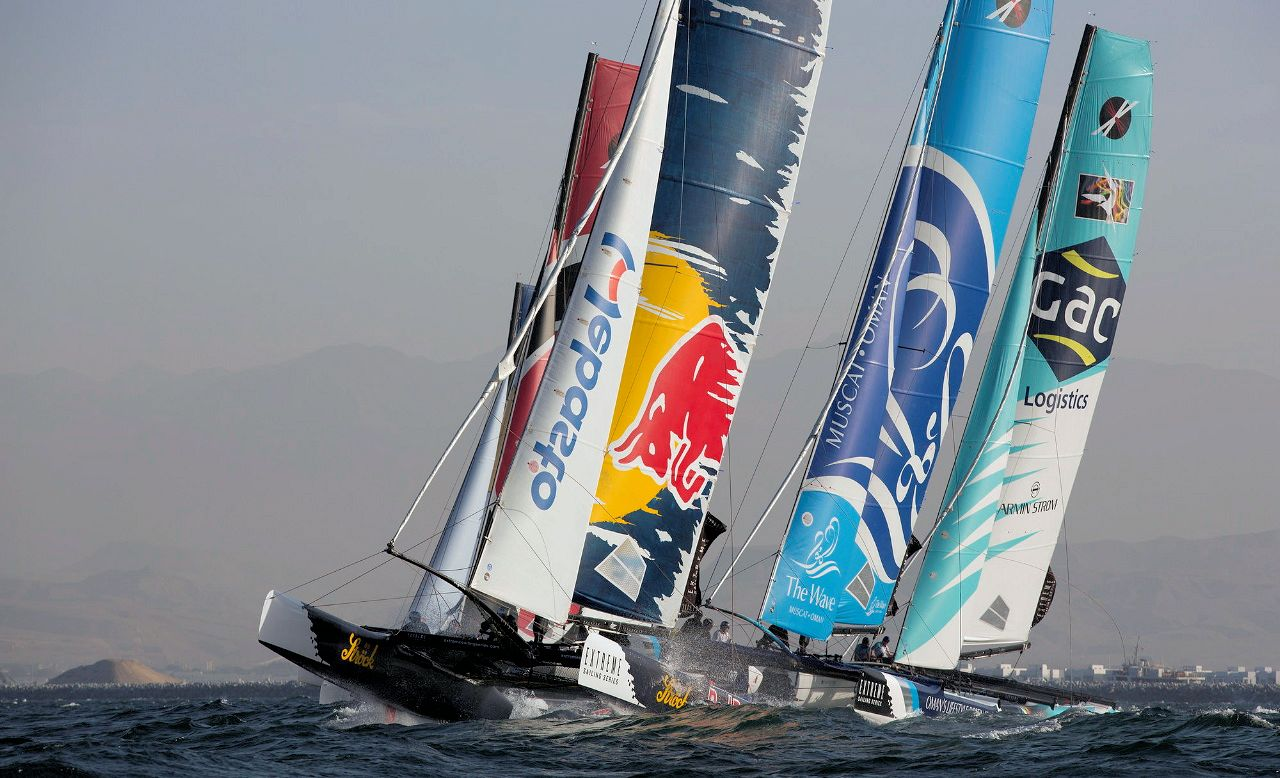 Red Bull Sailing, Sezona 2.likle Başladı
