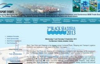2nd Black Sea Ports and Shipping 2013 Istanbul