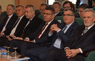 İMEAK DTO'da 'Maritime Business Dialogue'...